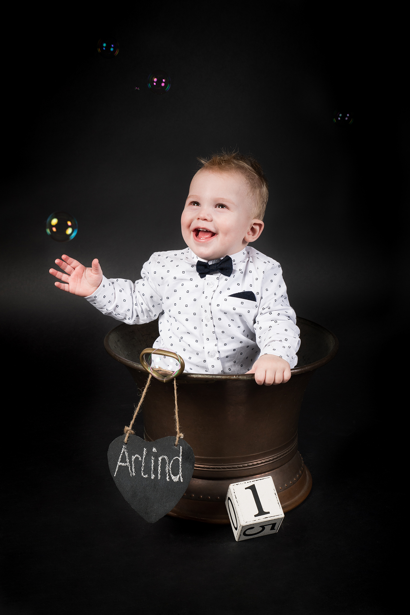 Fotoshooting Kinder